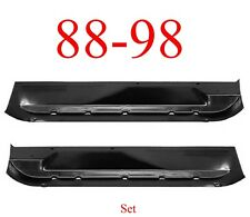 88 98 Outer Cab Floor Section Set, Chevy GMC Truck,  Pair L&R, 0852-223 0852-224
