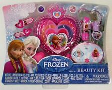 Disney Frozen Princess Anna & Elsa Jewelry and Make-Up Beauty Kit Play Set (NEW)