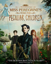 Miss Peregrine's Home for Peculiar Children (3D Blu-ray Disc ONLY, 2016)