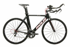 2009 Parlee TT Time Trial Bike Med/Large Carbon Shimano Ultegra 3T HED