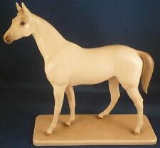 Nymphenburg Porcelain Arabian Horse Figure Figurine Porzellan Figur Stallion