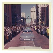 John F. Kennedy Assassination Day FortWorth Motorcade 22Nov1963 Cecil Stoughton