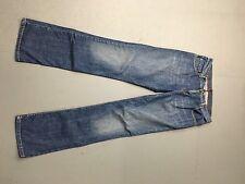 Da Donna Tommy Hilfiger 'Shelby' Jeans Slim-W34 L34-BLU SCURO-OTTIME CONDIZIONI