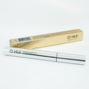 O HUI Mascara Proof All 8ml For Sagging Eyelashes Without Strength K-Beauty