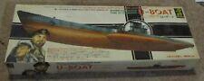 Doyusha- German U-Boat Diving Submarine Type VII C- motorized- 1/150 u581