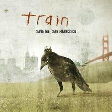 "TRAIN ""SAVE ME SAN FRANCISCO (GOLDEN GATE EDT)"" CD NEU"