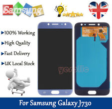 For Samsung Galaxy J7 Pro J730F Screen LCD Touch Digitizer Diaplay Assembly Blue