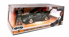 Batman Forever Batmobile & Figure 1:24 Model JADA TOYS