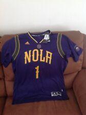 Adidas tyreke evans new Orleans pelicans  1 nba jersey NWT size L mens 7ed2f73ba