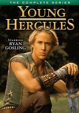 YOUNG HERCULES: THE COMPLETE SERIES (Ryan Gosling) - DVD - Region 1 Sealed