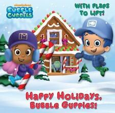 Happy Holidays, Bubble Guppies! (Bubble Guppies) (Pictureback with Flaps) Tillw