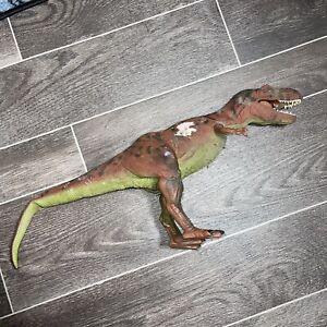 Vintage 1993 Kenner Jurassic Park JP09 ELECTRONIC TYRANNOSAURUS REX *READ*