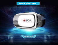 CASQUE DE RÉALITÉ VIRTUELLE VR 2.0 BOX POUR IPHONE, SAMSUNG, NOKIA, SONY, LG