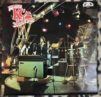 The Best Of KC & THE SUNSHINE BAND - 1975 Vinyl LP - Jay Boy JSB101 A2/B2 Ex/Ex