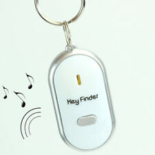 Whistle Sound Control LED Key Finder Locator Find Lost Keys Keychain Key Chain