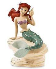 Lenox Disney The Little Mermaid Ariel Sitting On Rock Figurine - See Description