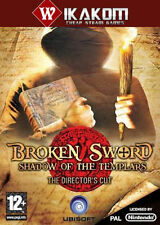 Broken Sword Shadow of the Templars Steam Digital Game **Fast Delivery!**