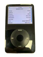 iPod Classic 6th Generation 60gb Black