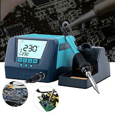 90w Smd Rework Soldering Station Iron Kit Automatic Standby Amp Automatic Sleep