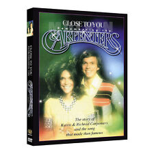 Close To You DVD - Remembering the Carpenters - (*New *Sealed *All Region)
