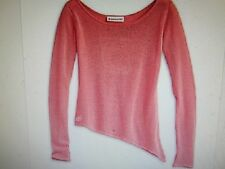 AMERICAN GIRL ISABELLE DOLL CORAL SWEATER DANCE FOR GIRLS XSMALL 6  NWT'S