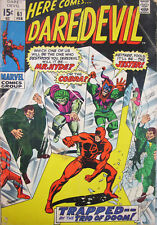 Daredevil #61 1970 Marvel Bronze Age VG 4.0