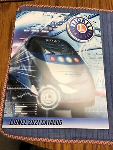 Lionel 2021 Catalog LIONEL/AMERICAN FLYER AND MORE HH