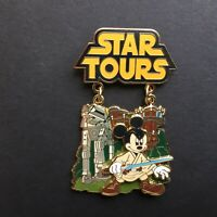 WDW Featured Attraction Collection 2008 Mickey Mouse Star Tours Disney Pin 59748