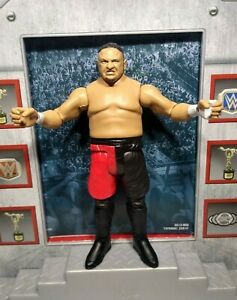 * SAMOA JOE * WWE Wrestling Action Figure NXT MMA TNA