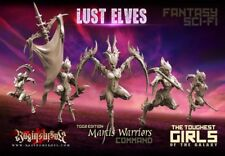 Raging Heroes - Mantis Warriors - Command Group - New