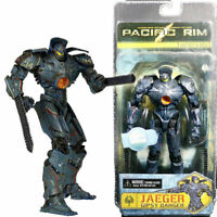 "Pacific Rim Jaeger Mark 3 Gipsy Danger 7"" Action Figure Battle Damage Edition"