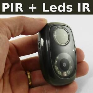 Camera Surveillance Espion Detection Mouvement IR DVR