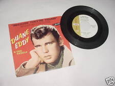 Duane Eddy Because The're Young Record Pic Sleeve PLAY