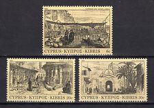 CYPRUS 1984 CYPRUS ENGRAVINGS MNH