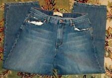 Bongo Retro Denim Jeans Mens 34 X 30 Rare Vintage 80s - 90s