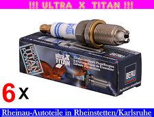 Zündkerzen 6xBERU Titan UXT2/UPT8 CHRYSLER DAYTONA LE BARON SARATOGA VOYAGER II