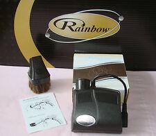 RAINBOW VACUUM RAINBOWMATE + DUSTING BRUSH *MID SIZE POWER NOZZLE * RAINBOW MATE