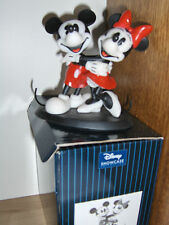 """sculpture Mickey &  Minie Mouse  """" always for you """""""