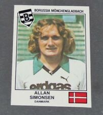 PANINI FOOTBALL EURO FOOTBALL 79 1978-1979 N°359 SIMONSEN MÖNCHENGLADBACH DK