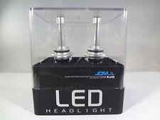JDM astar LED Headlight - 8-32V, Luminance +300%, 30W Power - 9012 6000K [EH-J]