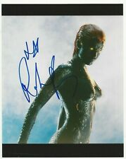 "X-Men photo signed by Rebecca Romijn ""Mystique"", with Coa, 8x10"