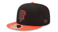 San Francisco Giants New Era Cap MLB Authentic Print Trance 59Fifty Fitted Hat