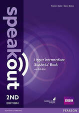 Speakout Upper Intermediate 2nd Edition Students' Book and DVD-ROM Pack by...