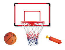 Liberty Imports Pro Indoor and Outdoor Xl Big Basketball Hoop Set - 27 x 18 + 15