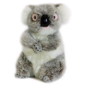 """~❤️~KOALA Tinker By BOCCHETTA Plush Animal Soft Toy Sitting 8"""" 20cm BNWT~❤️"""