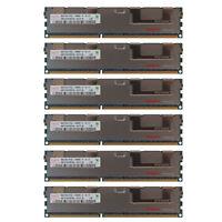 48GB Kit 6x 8GB HP Proliant DL320 DL360 DL370 DL380 ML330 ML350 G6 Memory Ram