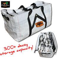 NEW WHITE ROCK DECOY COMPANY XXL SNOW GOOSE WIND SOCK DECOY STORAGE BAG