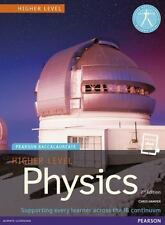 Pearson Baccalaureate Physics Higher Level 2nd Edition Print and Ebook Bundle...