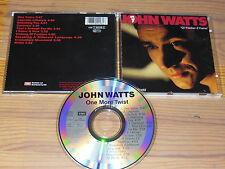 JOHN WATTS - ONE MORE TWIST (FISCHER-Z) / FIRST-PRESS HOLLAND-CD 1982 MINT!!