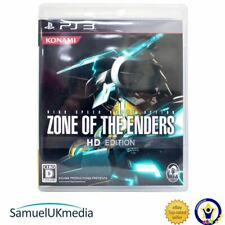 Zone of the Enders: HD Collection (PS3) (Japanese) **GREAT CONDITION**